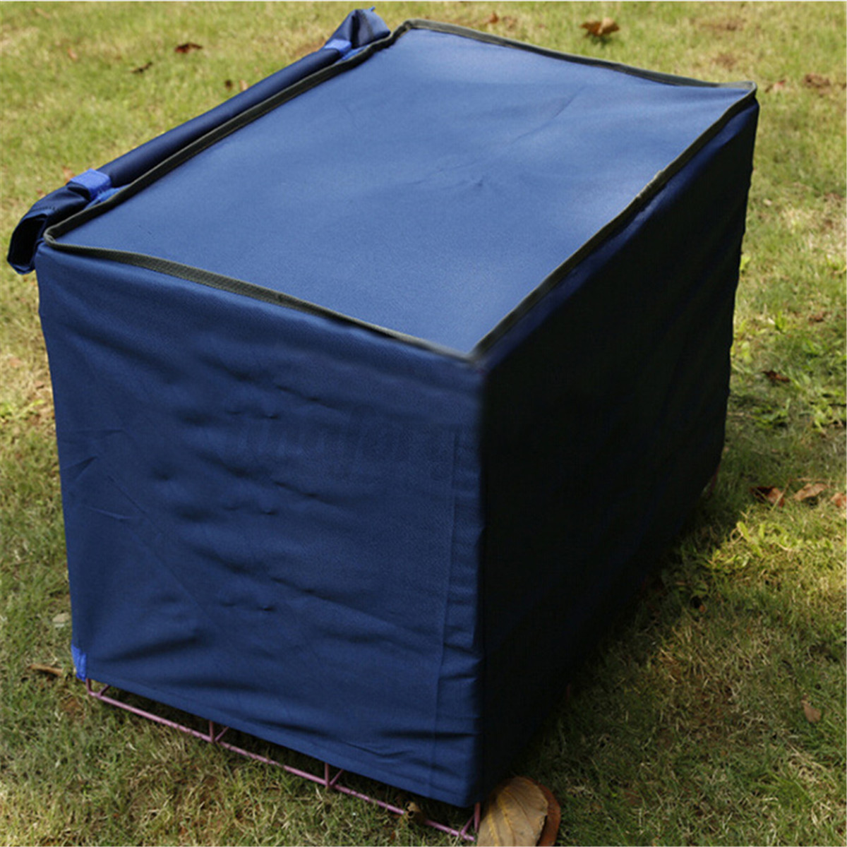 Pet Dog Crate Cage Kennel Cover Breathable Outdoor