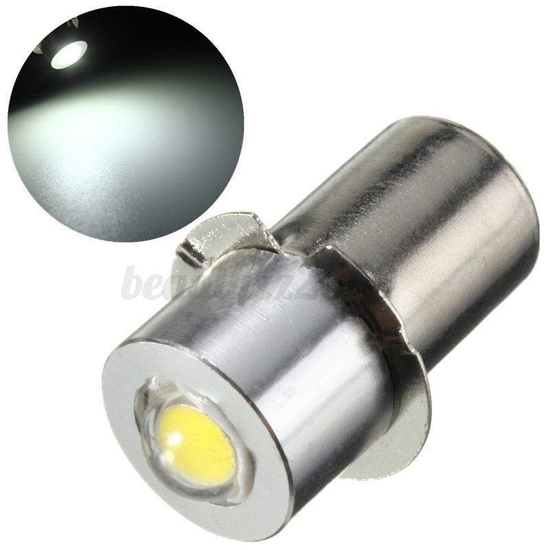 2x P13 5s Pr2 Led Flashlight Bulb Replacement Emergency