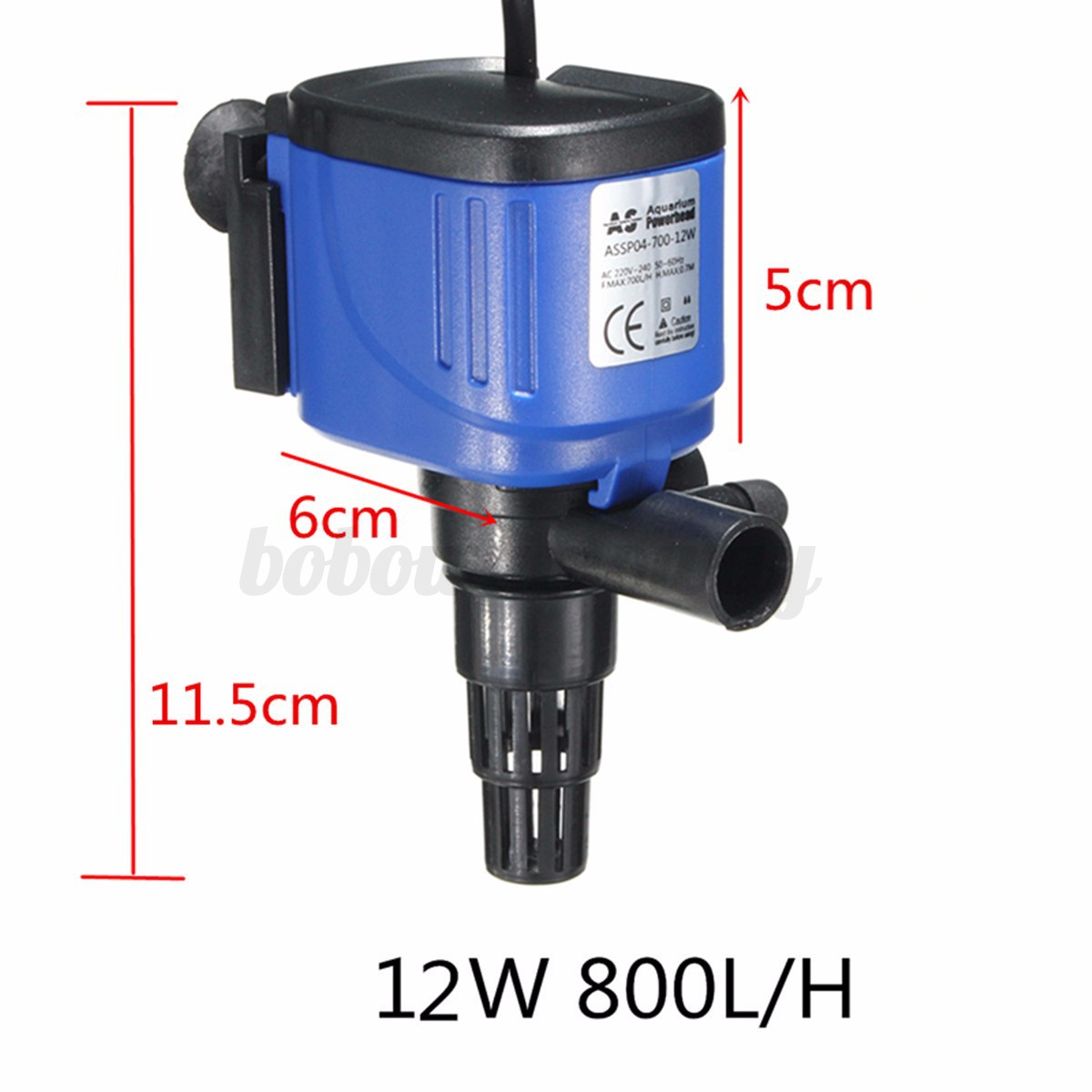 3 in 1 aquarium fish tank powerhead wave maker for Fish tank wave maker