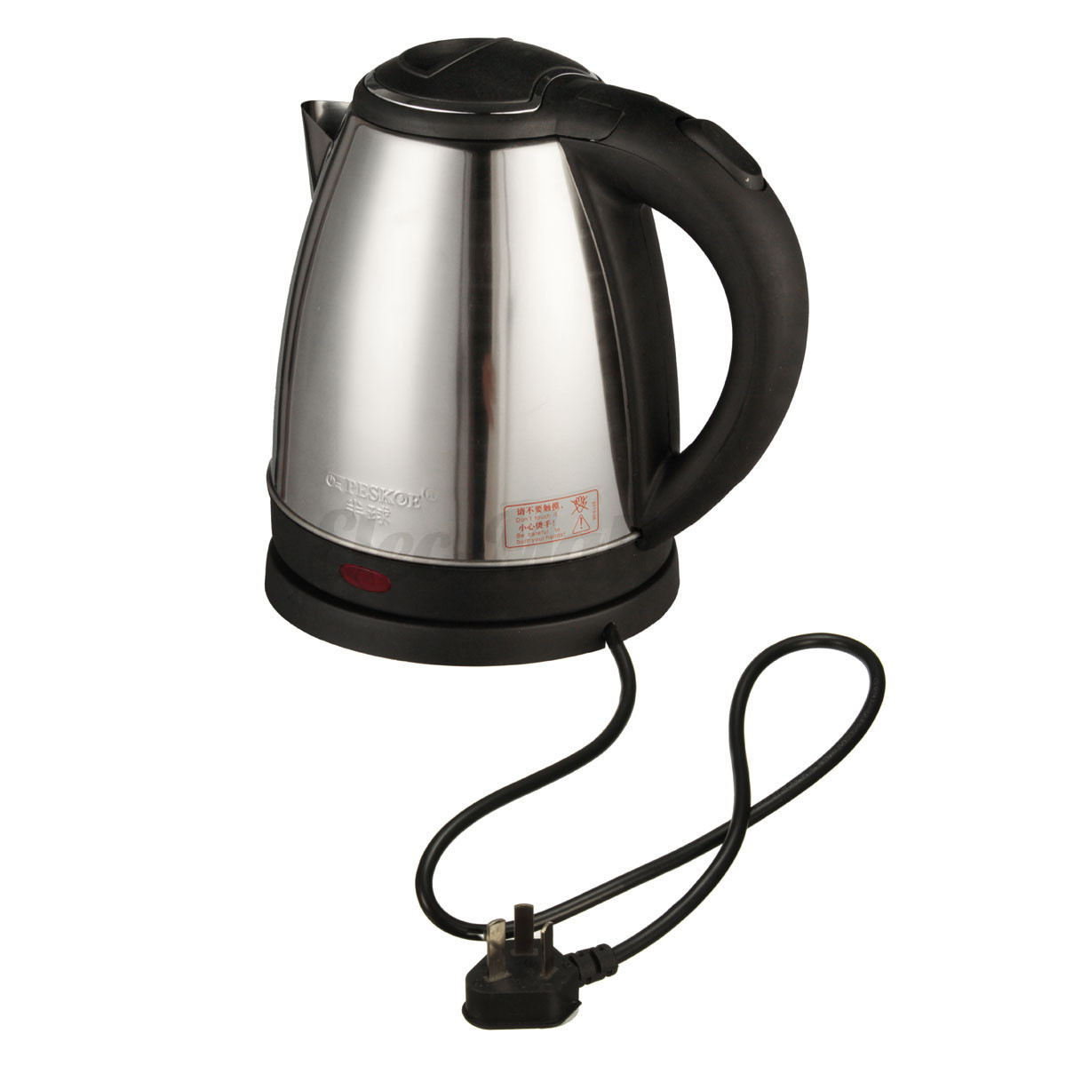 Electric Water Pot ~ L stainless steel quick heating electric tea kettle