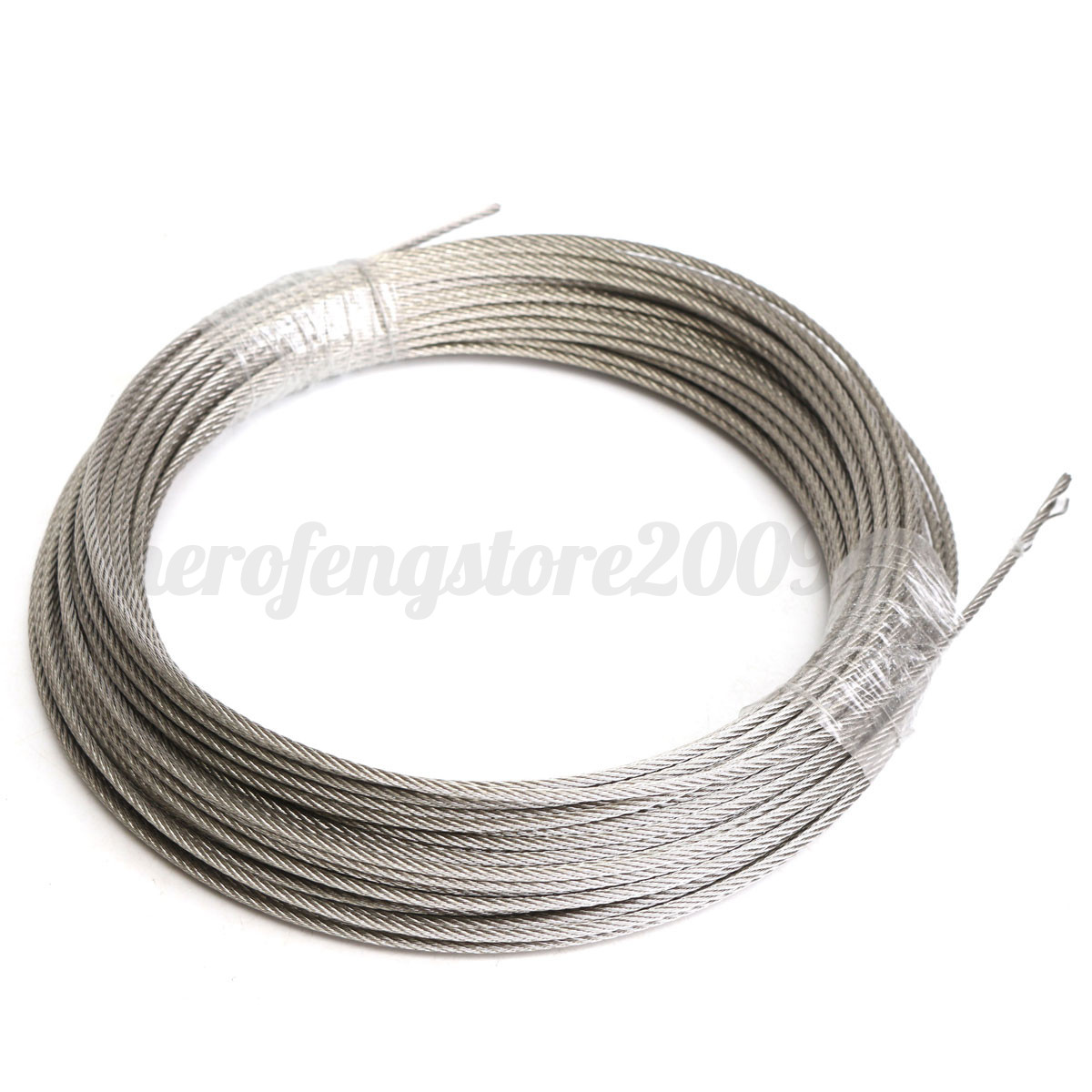 M grade stainless steel metal wire rope cable