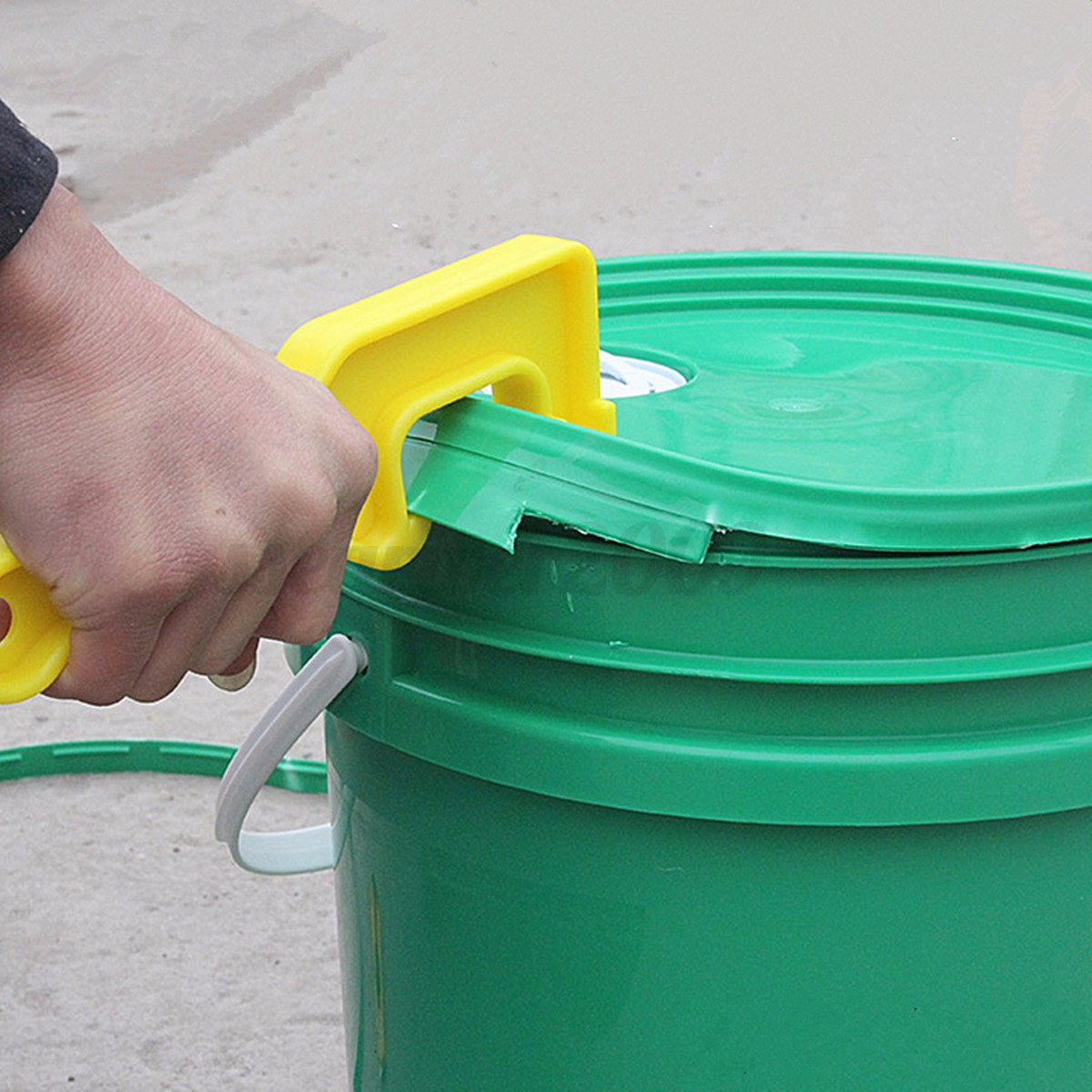 Abs Plastic Gallon Bucket Pail Paint Can Lid Opener