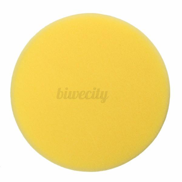 6 Inch 150mm Flat Sponge Buff Polishing Polish Pad Wheel