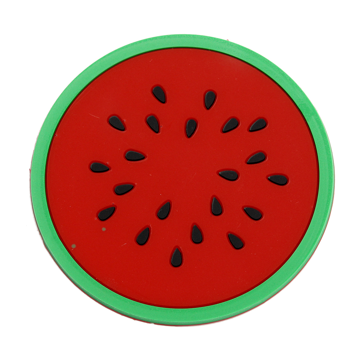 Silicone Fruit Coffee Placemat Coaster Tea Cup Mug Beverage Holder Pad Mat Bowl