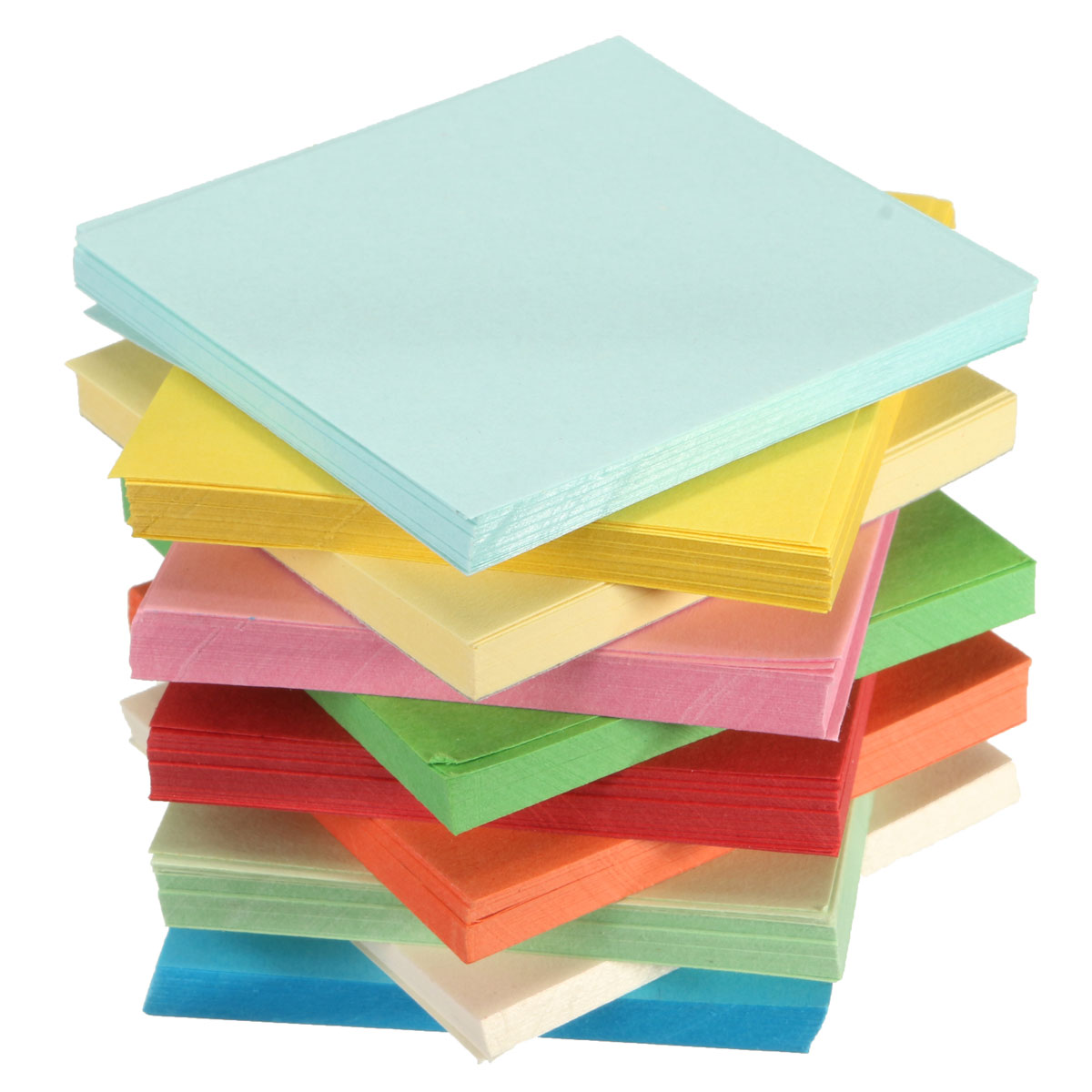 Double sided craft paper - 100 520 Sheets Square Double Sided Origami Folding