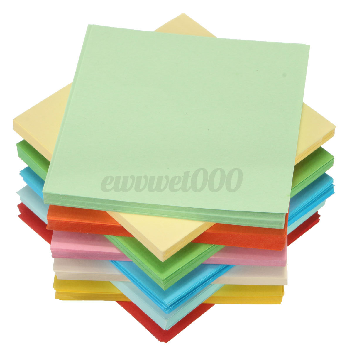 origami paper 100520 sheets double sided coloured craft