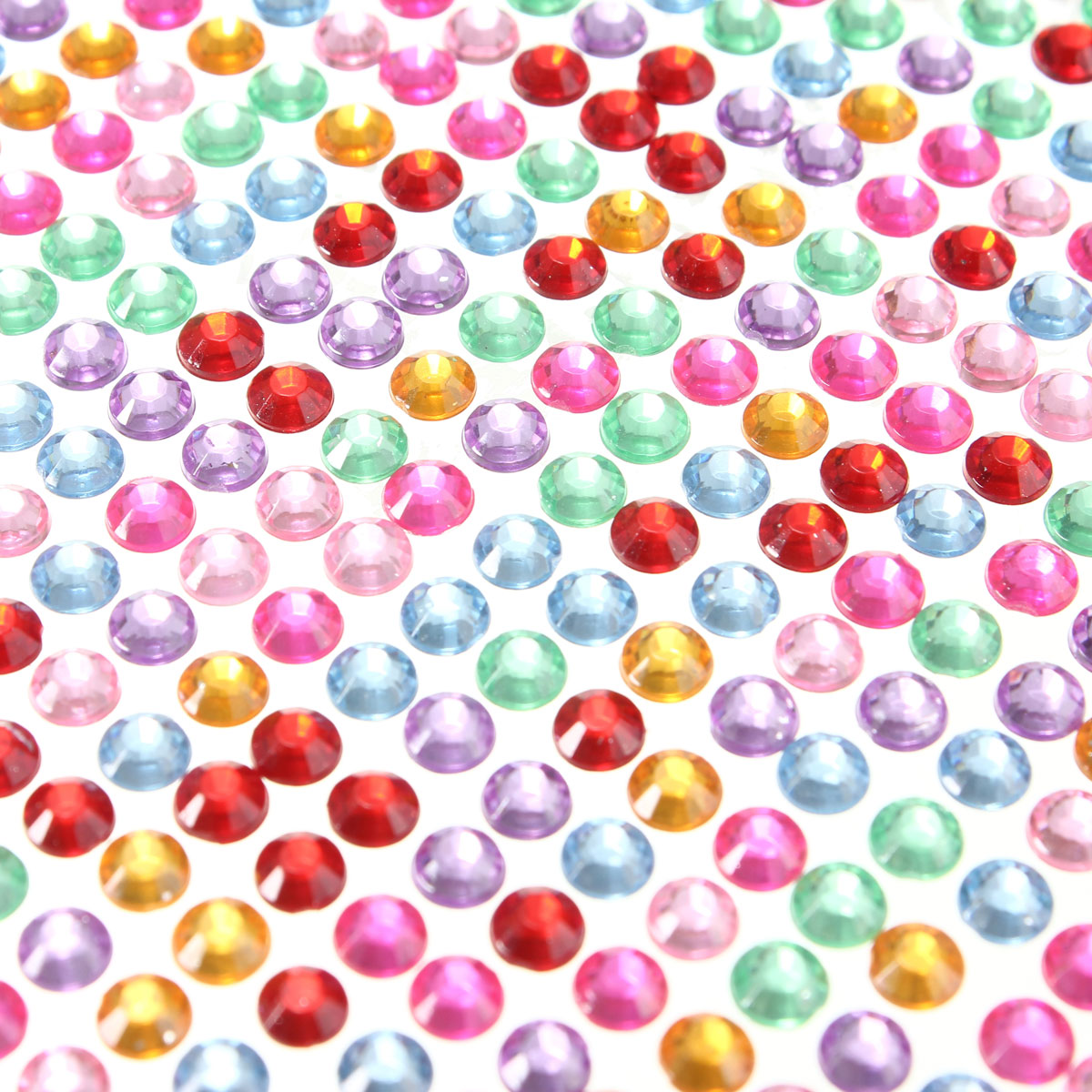 1558pcs 4mm self adhesive stick on rhinestones sticker for Stick on gems for crafts
