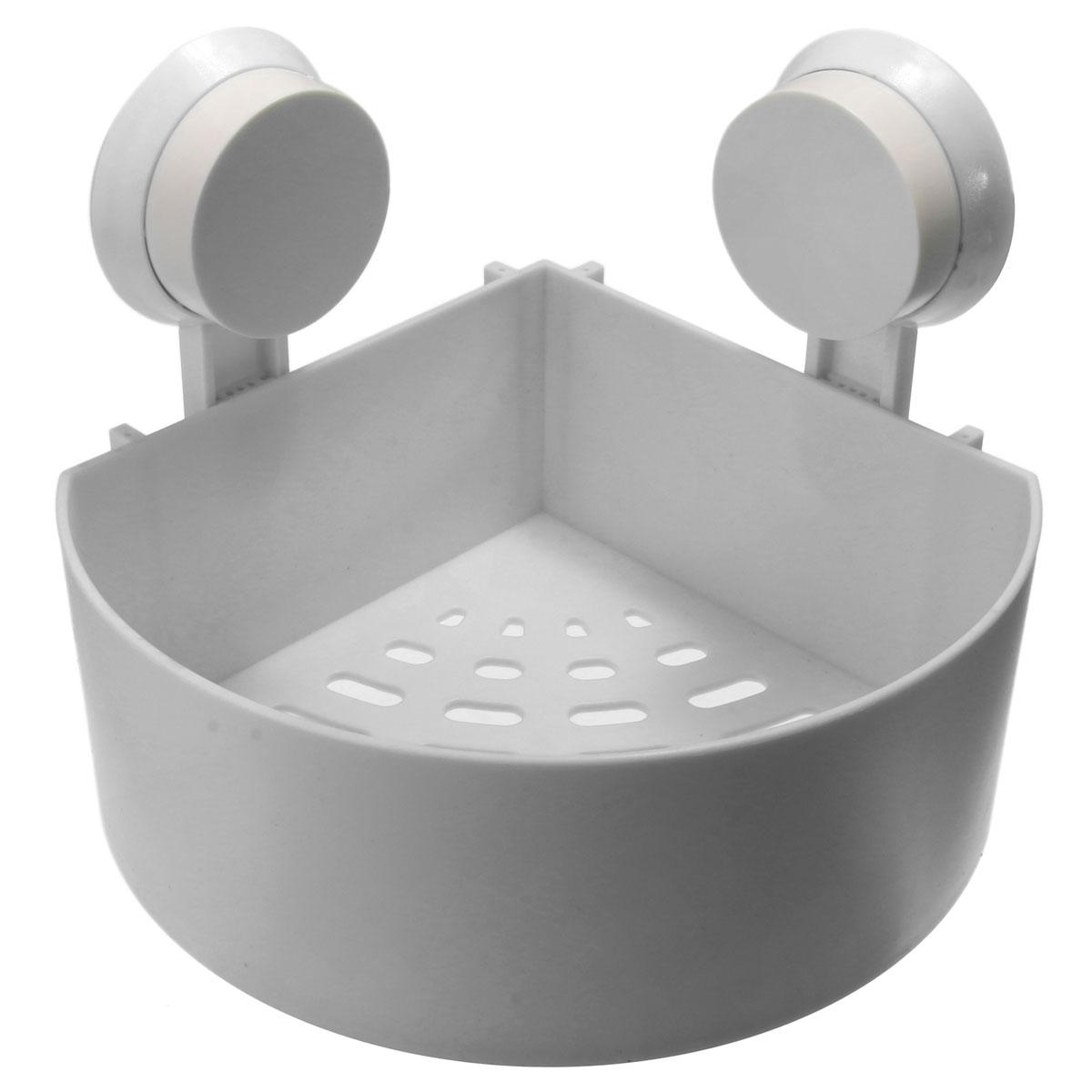 plastic nice bathroom corner storage rack organizer shower. Black Bedroom Furniture Sets. Home Design Ideas