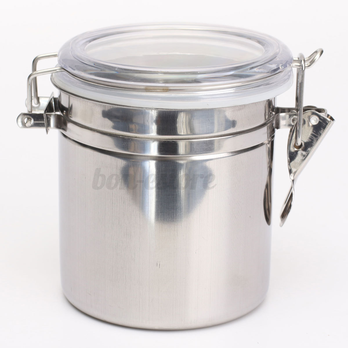 Stainless Steel Airtight Sealed Canister Coffee Flour