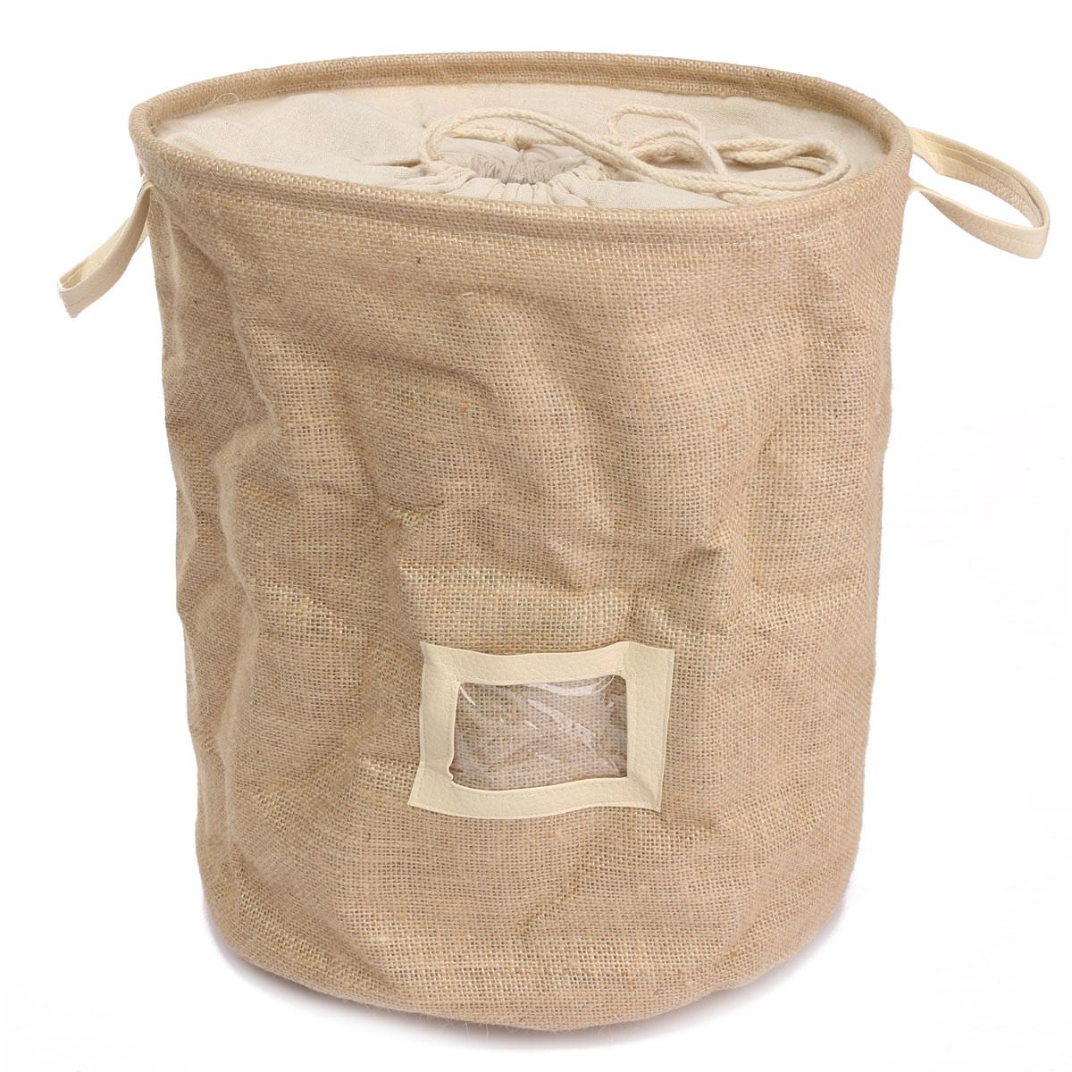 Sac Panier à Linge : Pcs panier ? linge laver pliable lavage sac rangement