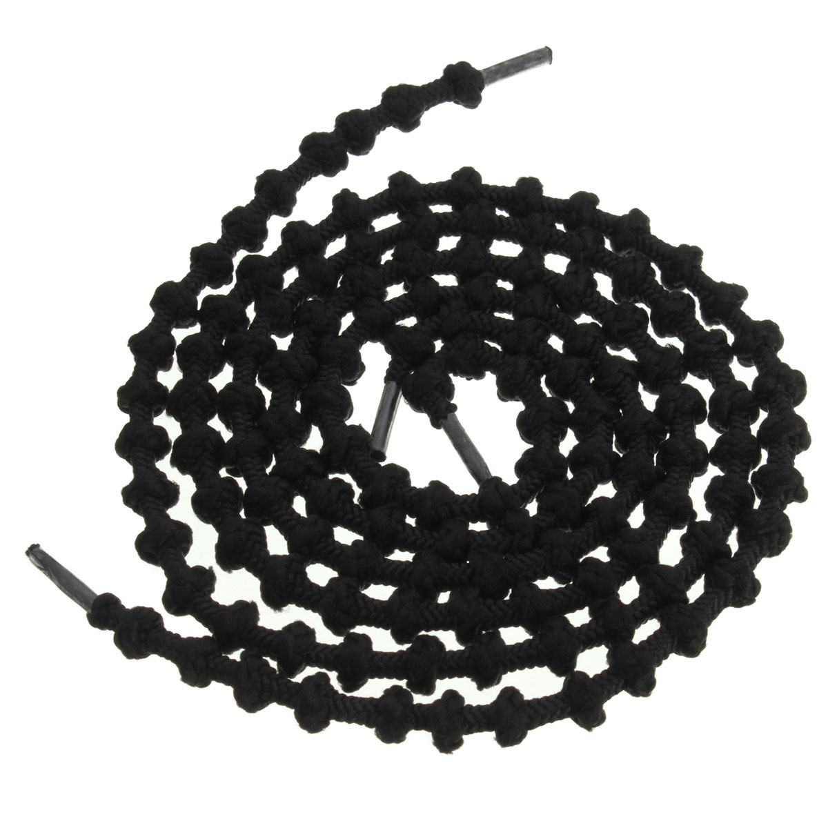 Knotted Elastic Shoe Laces