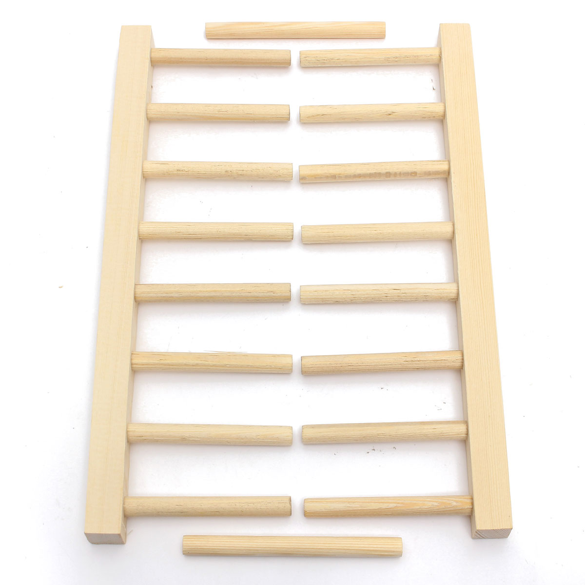 Wooden Dish Drainer Plate Rack Holder Stand Plates Drying Storage . Full resolution  file, nominally Width 1200 Height 1200 pixels, file with #956E36.