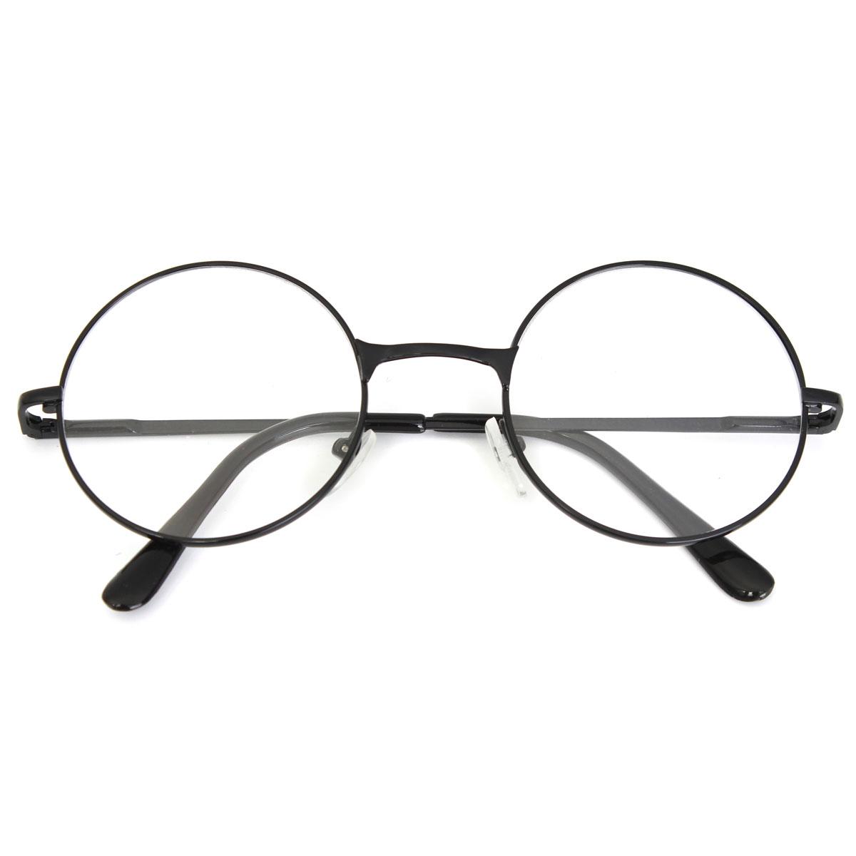 lesebrille lesehilfe rund unisex nerd kult hornbrille metall 1 0 1 5 2 0 2 5 ebay. Black Bedroom Furniture Sets. Home Design Ideas