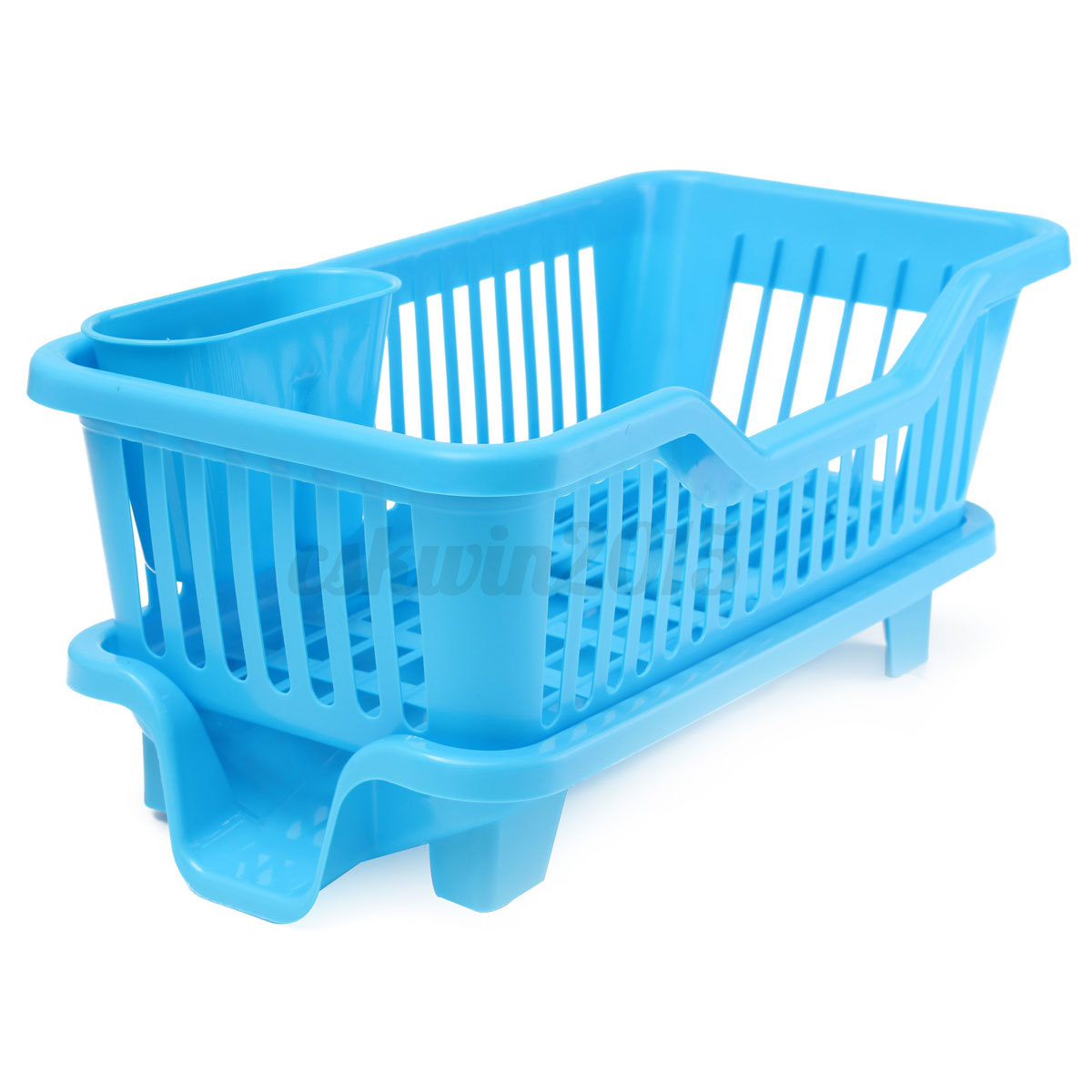 Kitchen Dish Cup Sink Drainer Drying Rack Washing Holder