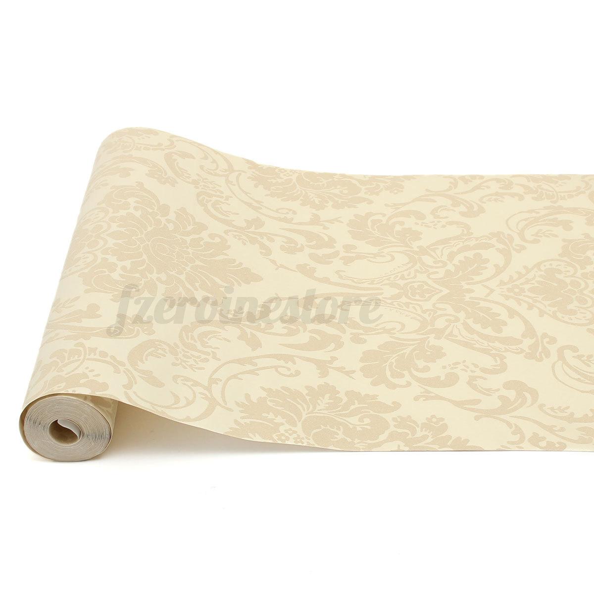 10m vliestapete tapeten wand papier f r wohnzimmer barock for Dekoration wohnzimmer ebay