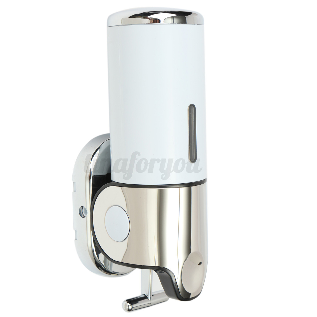 Shower Soap Dispenser ~ Bottles wall mounted hotel bathroom soap dispenser ml