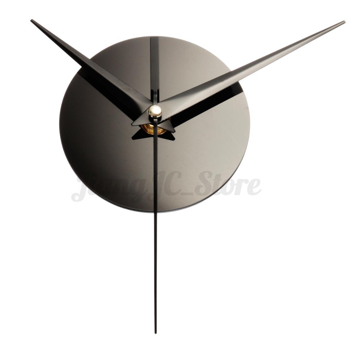 DIY 3D Quartz Silent Wall Clock Movement Hands Mechanism ...
