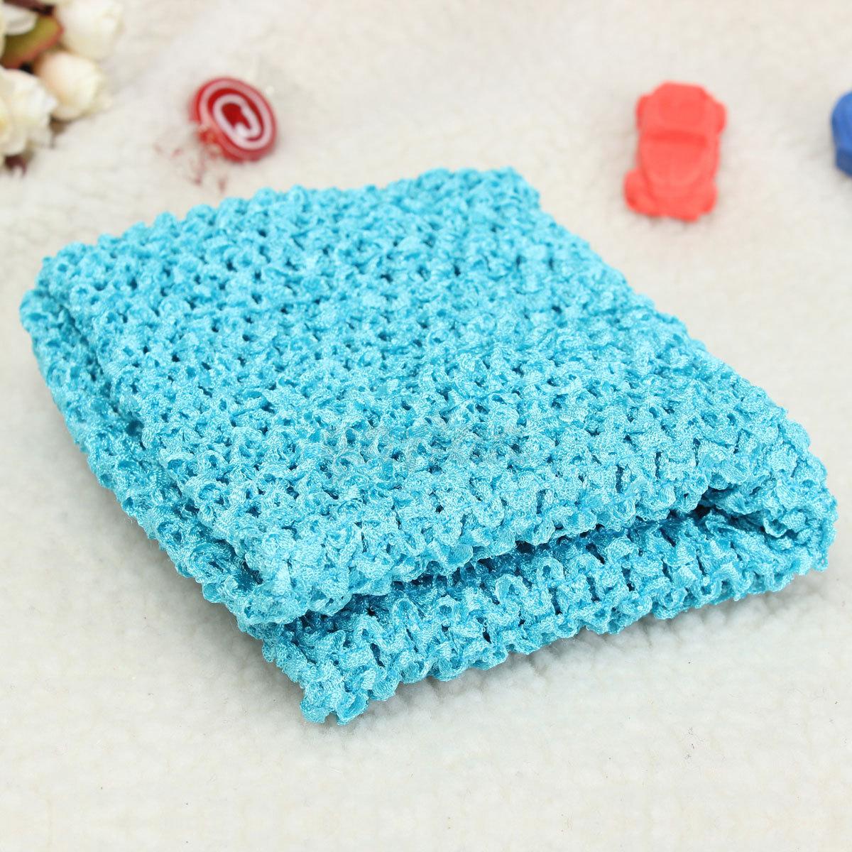 Crochet Elastic Hair Band : 12-039-039-Crochet-Tube-Elastic-Waist-Hair-Head-Band-Tutu-Skirt-Girls ...