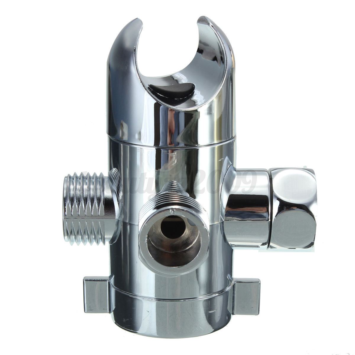 3 types 1 2 39 39 3 way brass shower head bath angle valve for Plastic water valve types