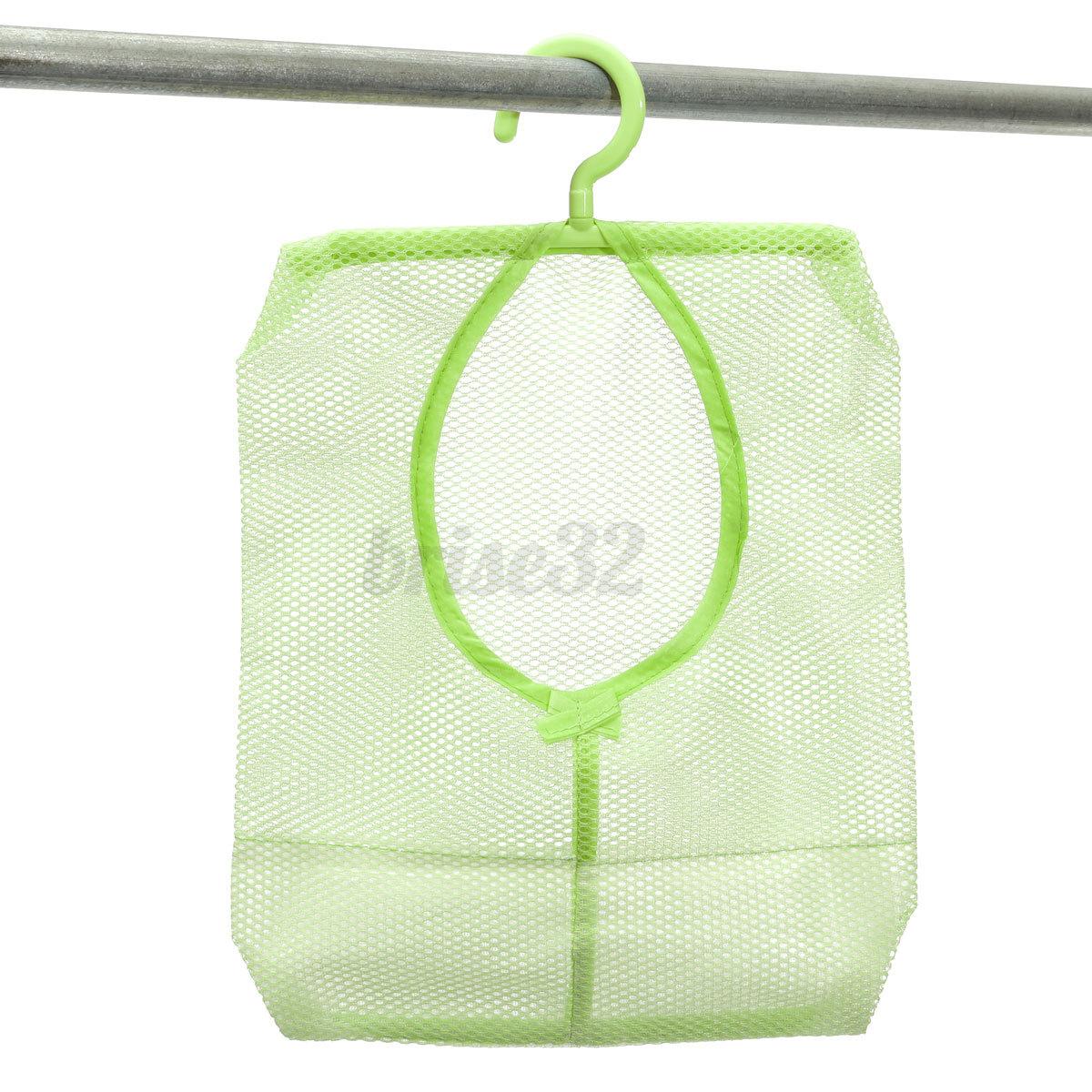 New Foldable Pop Up Washing Clothes Laundry Basket Bag Bin Hamper Mesh Storage Ebay