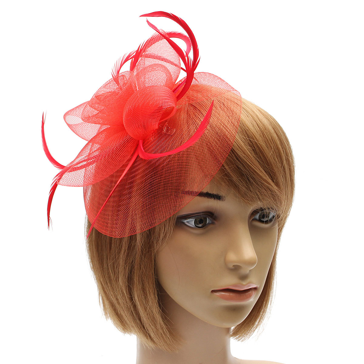 Ladies Hire Headpieces. For the Royal Ascot Races, 18thnd June , the Pick Up and Drop of is at the Royal Ascot Tennis Club (3 mins walk from the Grandstand).
