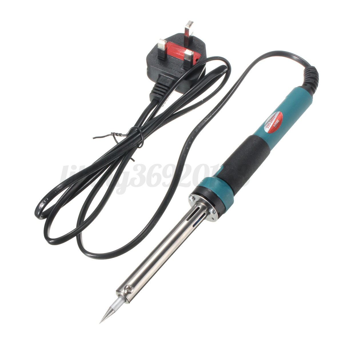 60w uk eu usplug electric welding soldering gun solder iron heat repair tool ebay. Black Bedroom Furniture Sets. Home Design Ideas