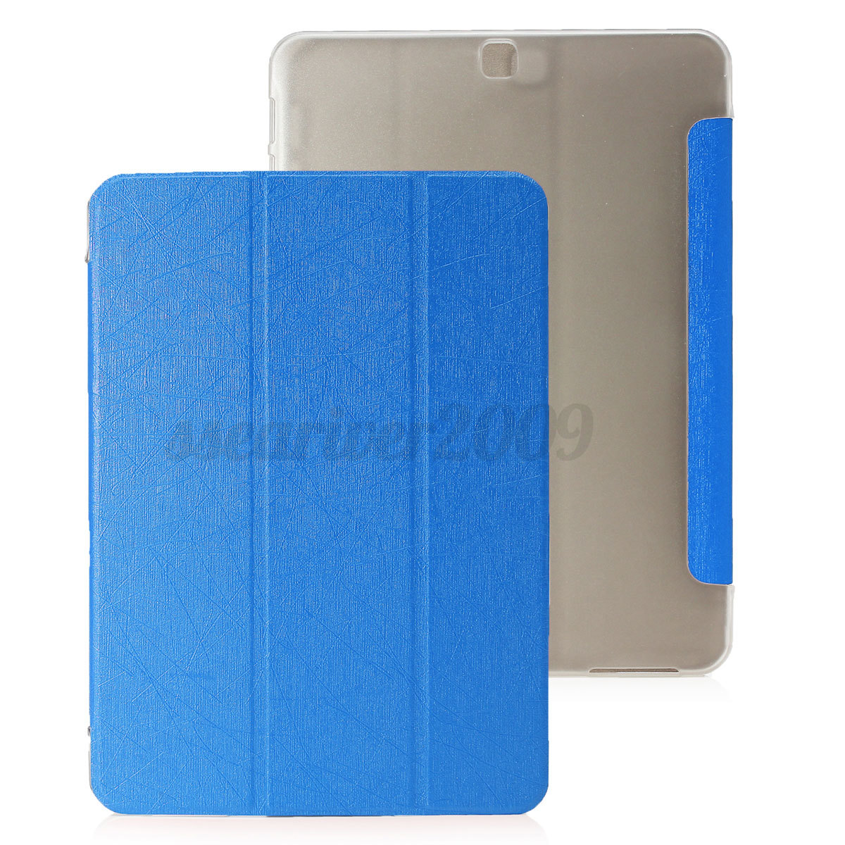 Housse tui slim cover case support cuir pu pr samsung for Housse tab s2 8