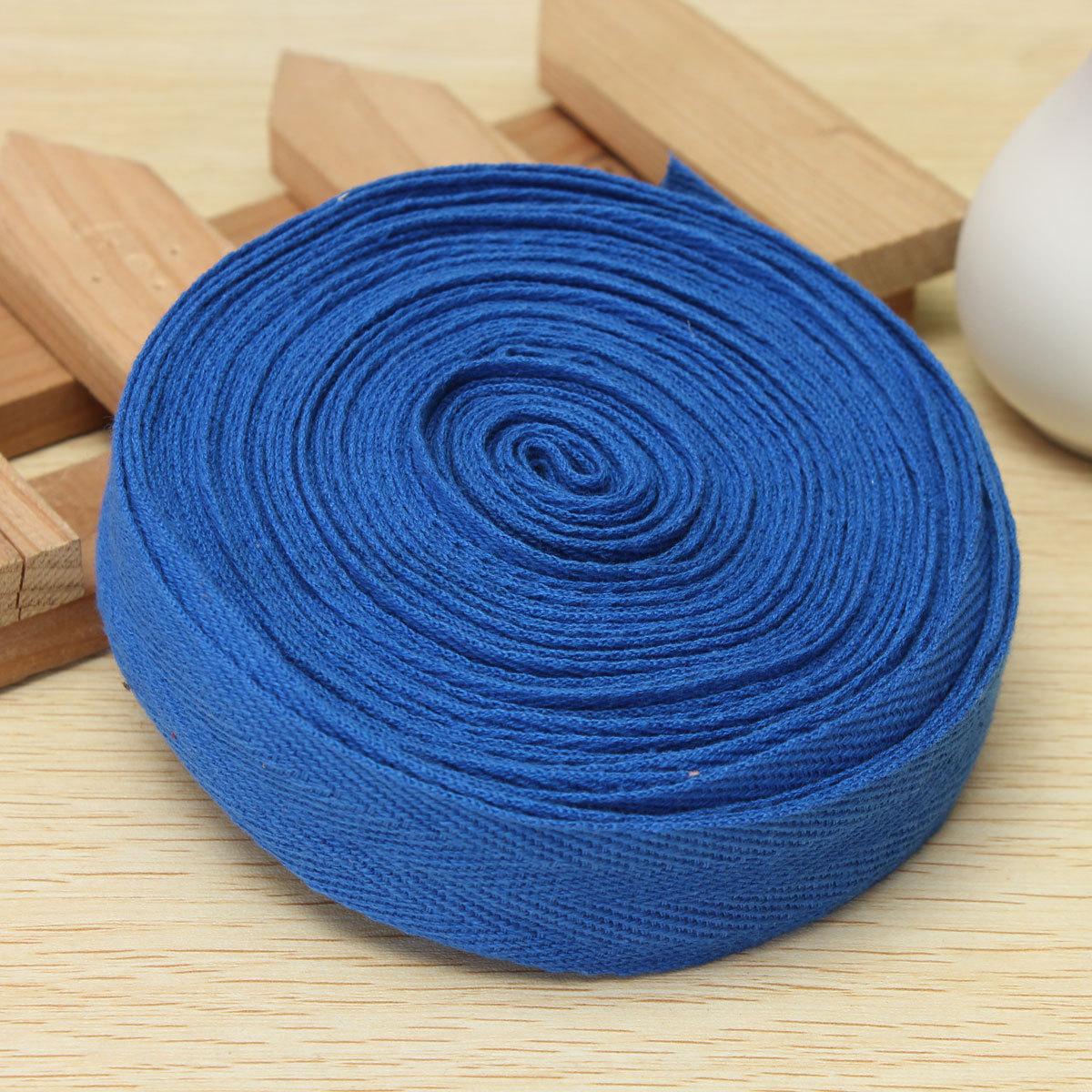 25mmx10m Cotton Webbing Herringbone Twill Tape Sew Strap ...