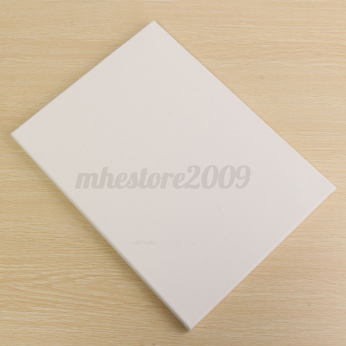 White blank square canvas board wooden frame for art for What is canvas board