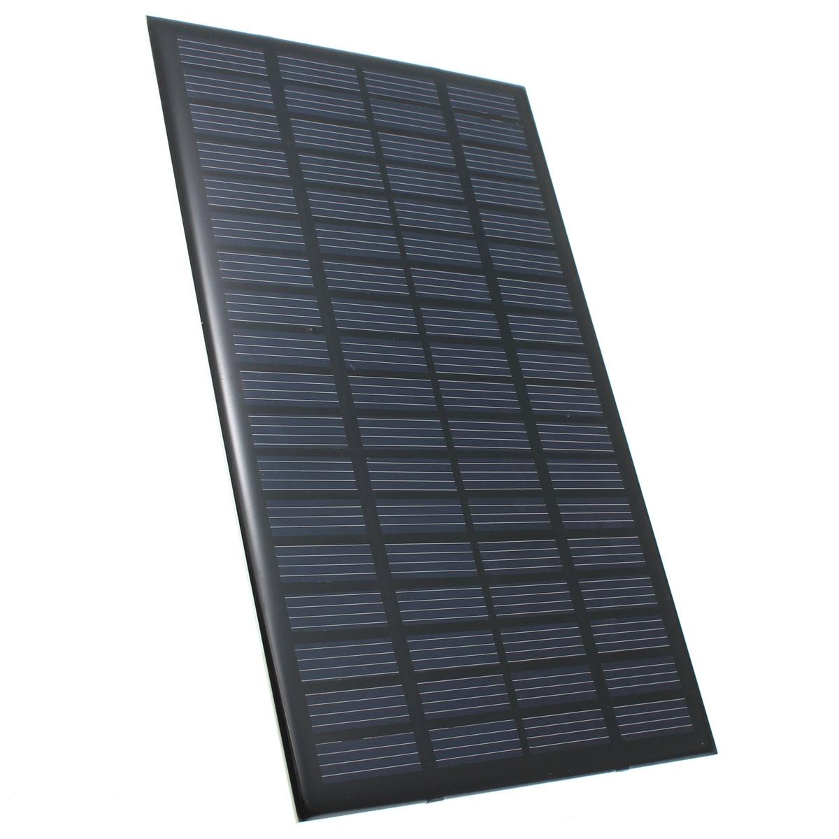 Pannello Solare Per Batteria Auto : V ma w solare pannello fotovoltaico per auto