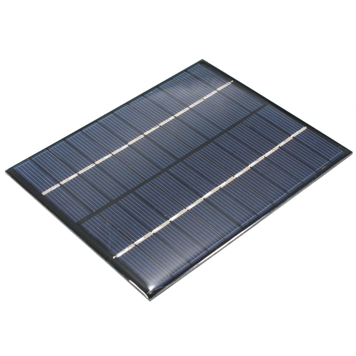 2w 12v panneau solaire petit cellule solaire pv module bricolage chargeur ebay. Black Bedroom Furniture Sets. Home Design Ideas