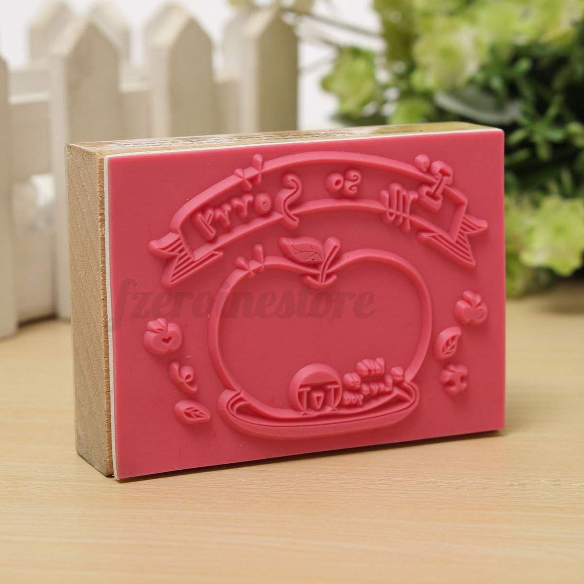 Multi Style DIY Rubber Wooden Stamp Scrapbooking Craft Wedding Party ...