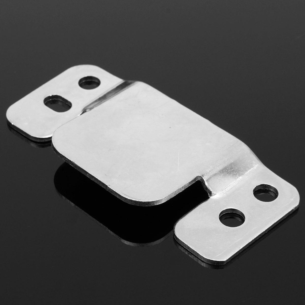 Interlocking flush slide mount frame bracket hangers for Mirror hangers