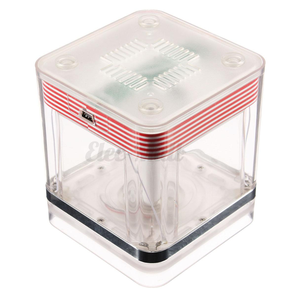 mini usb led arome air humidificateur diffuseur purificateur pr voiture maison ebay. Black Bedroom Furniture Sets. Home Design Ideas