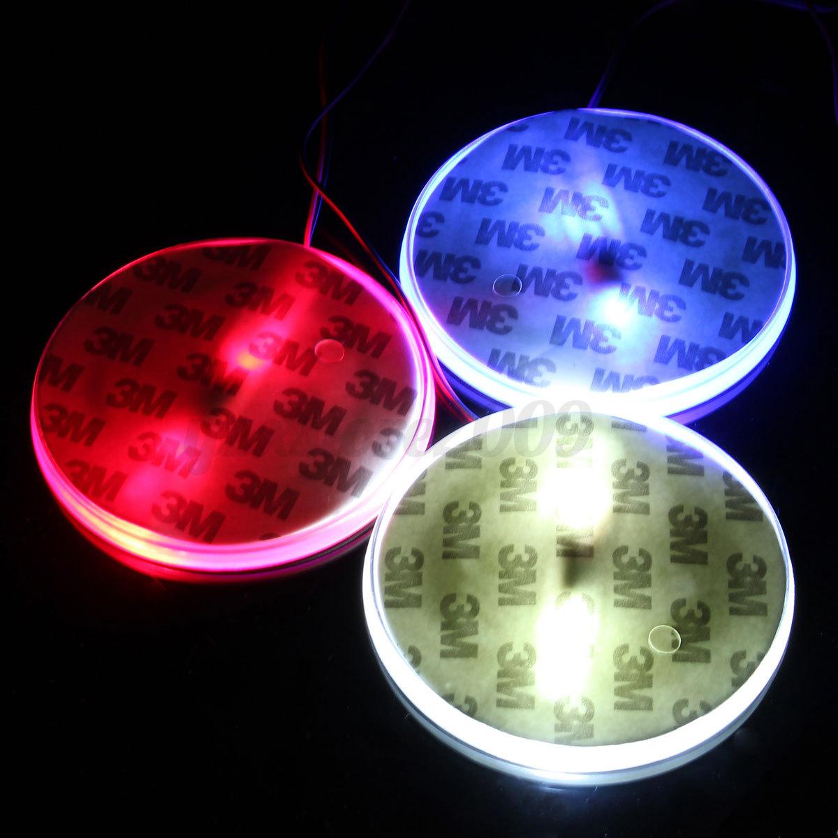 led licht auto badge emblem r cklicht logo aufkleber f r. Black Bedroom Furniture Sets. Home Design Ideas