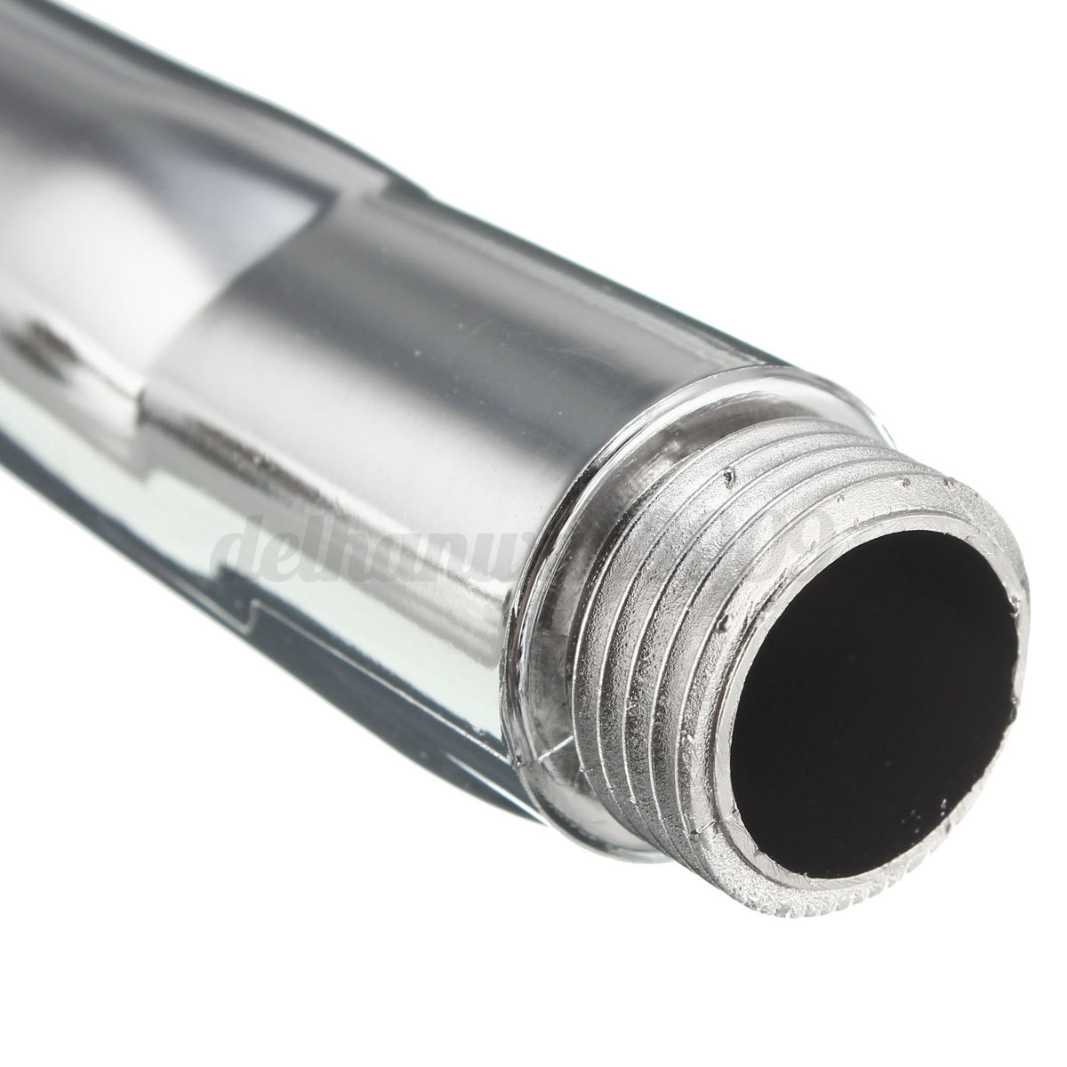 bathroom shower head and 1 5m or 2 0m flexible hose pipe y shape shower hose perfect for connecting a shower to