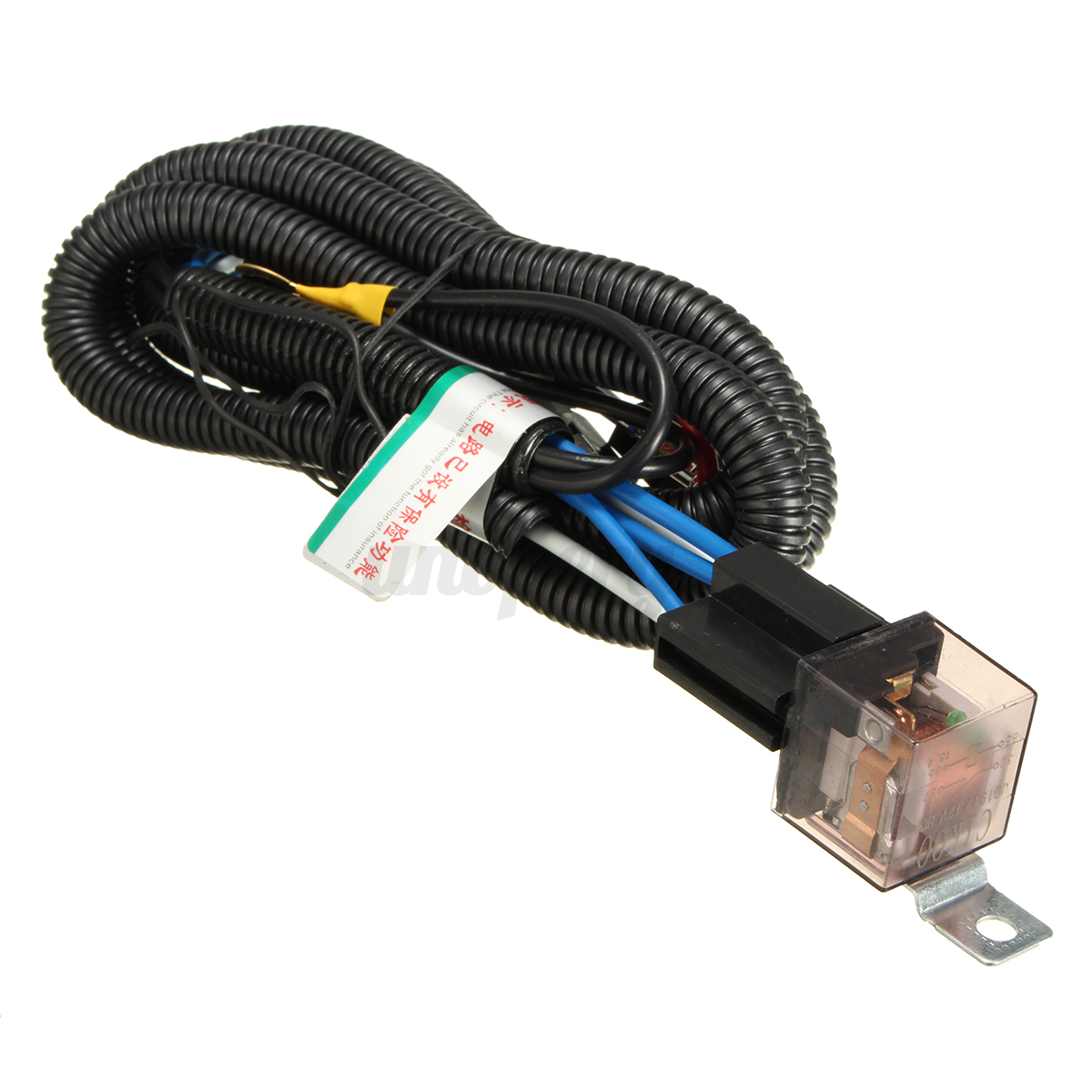 Horn Wiring Kit Solution Of Your Diagram Guide Hella Relay Harness 12v Electric For Grille On Youtbe
