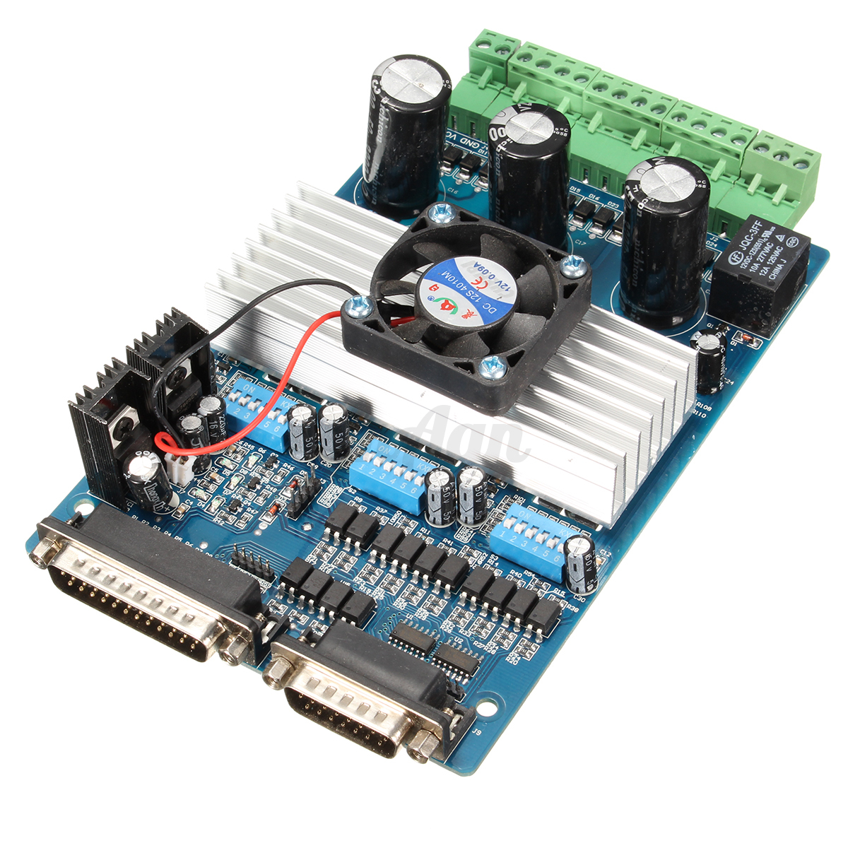 Cnc 3 axis tb6560 stepper motor driver controller board for Controlling a stepper motor