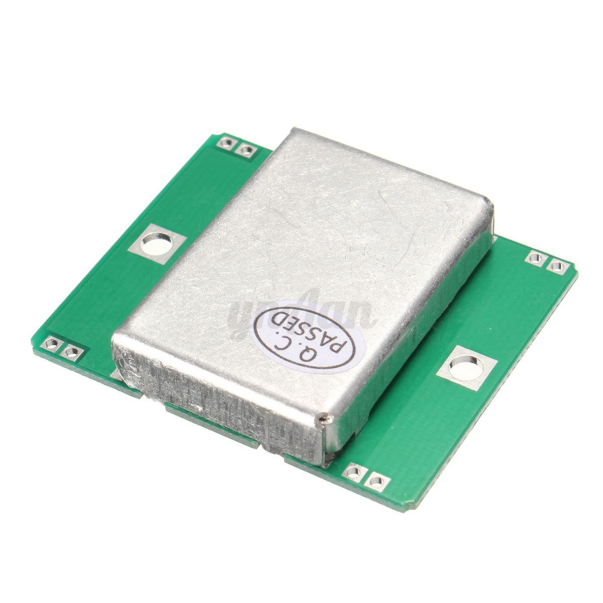Microwave Sensor Module 10 525ghz Doppler Radar Motion