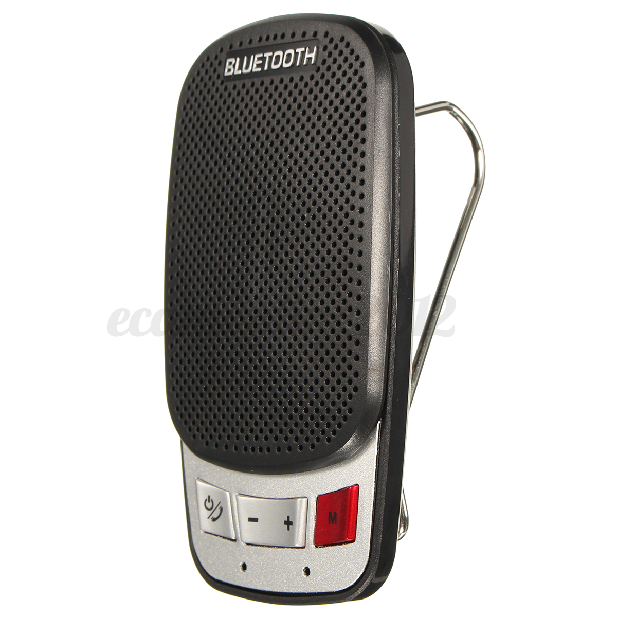 Universal Bluetooth Handsfree Multipoint Speakerphone Speaker For Phone Car Kit