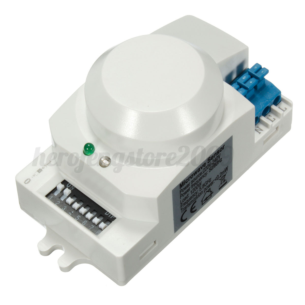 microwave motion detector Generally, a motion detector will function using one of two technologies these technologies are passive infrared sensing and microwave doppler radar some motion.