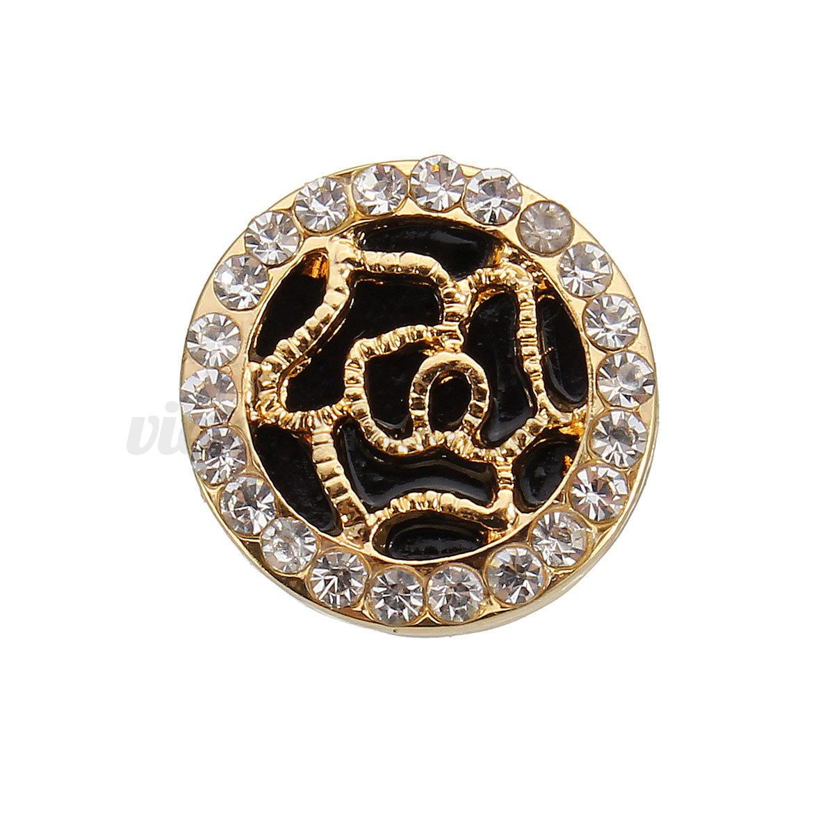 3d crystal bling home button sticker phone decor for for Bling decor