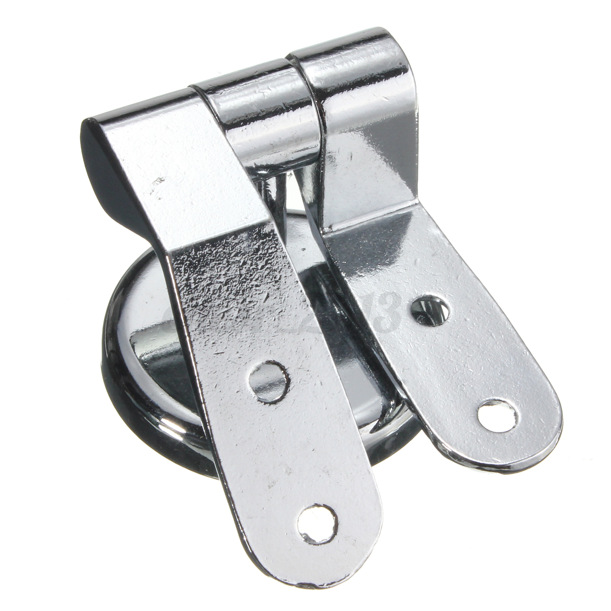 Replacement Toilet Seat Hinge Mounting Set Chrome Hinges
