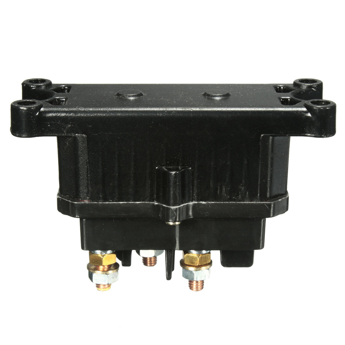 universal 12v solenoid relay contactor winch rocker thumb switch truck atv utv ebay. Black Bedroom Furniture Sets. Home Design Ideas