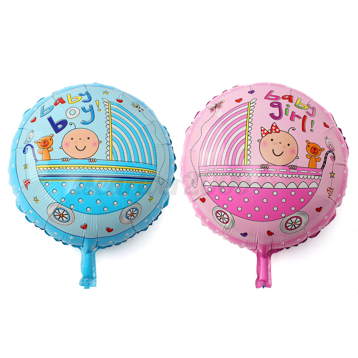 Funny pattern foil balloon kids children baby happy for Balloon decoration for kids
