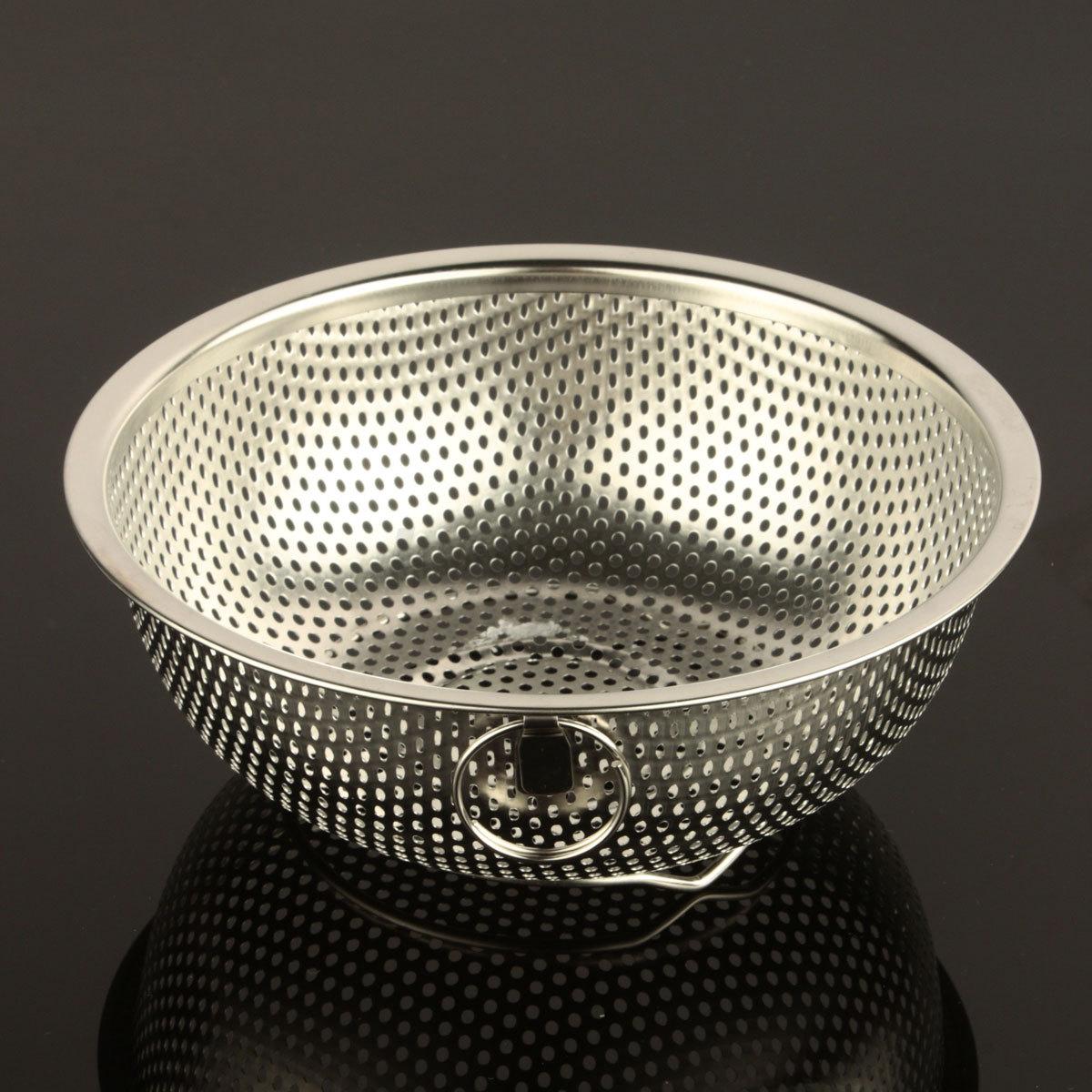 Alambre de acero inoxidable de malla colador tamiz cocina - Alambre de acero inoxidable ...