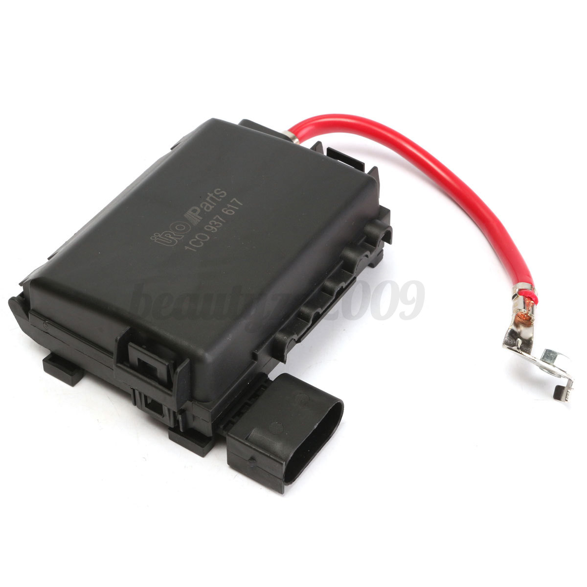 automotive battery black fuse box fit for vw golf jetta. Black Bedroom Furniture Sets. Home Design Ideas
