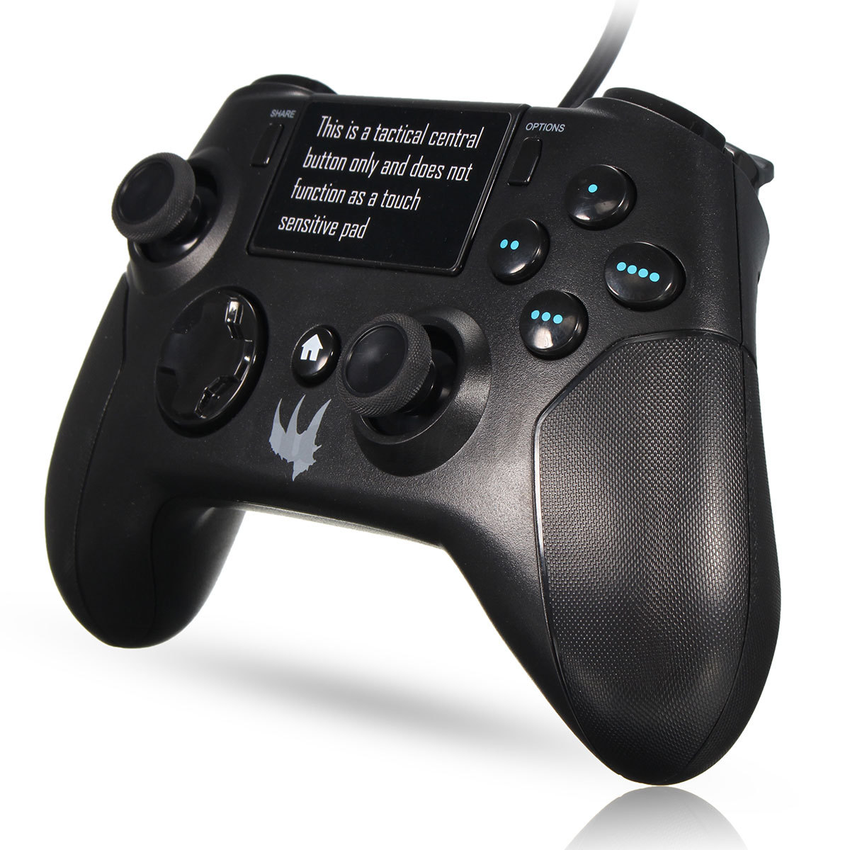 Game Controllers For Ps4 : Gator claw wired game controller dualshock for ps