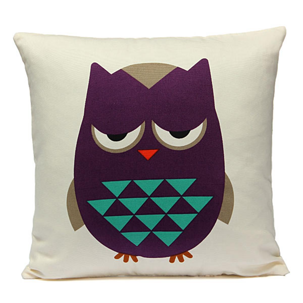 al housse de coussin taie d 39 oreiller canap d cor maison cushion cover lit ebay. Black Bedroom Furniture Sets. Home Design Ideas