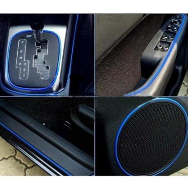 3m universal car interior exterior self adhesive tape molding trim blue 120 39 39 ebay